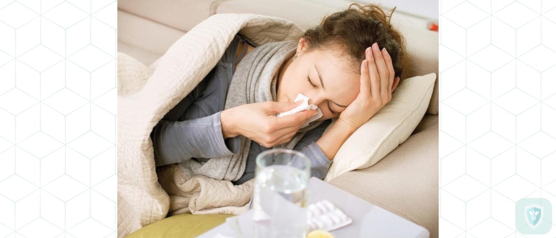 Первичное лечение гриппа