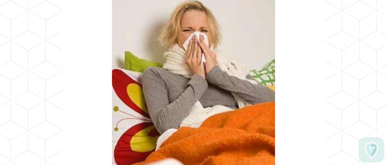 Простуда – первые симптомы