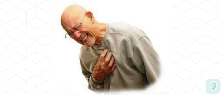 Торагалкия (боль в груди)