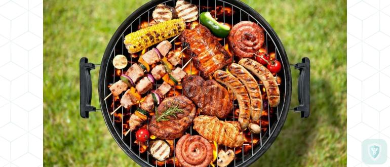 Топ-5 худших продуктов для барбекю