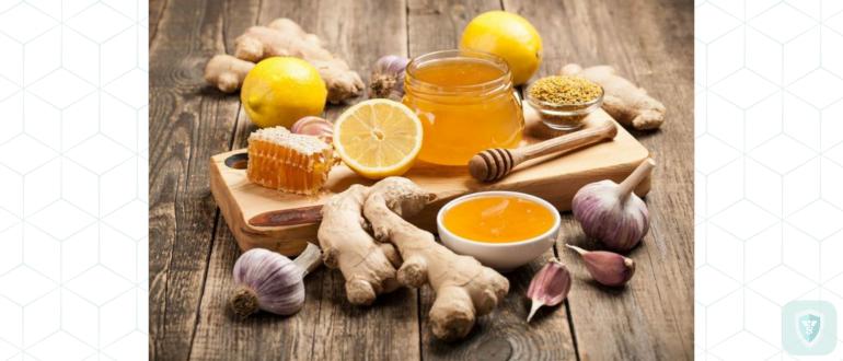 Натуральные средства,укрепляющие иммунитет