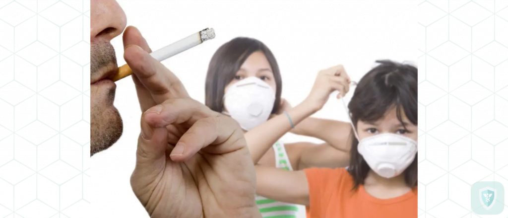 Аллергия на табачный дым: причины, лечение