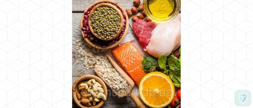 Какие питательные вещества самые важные