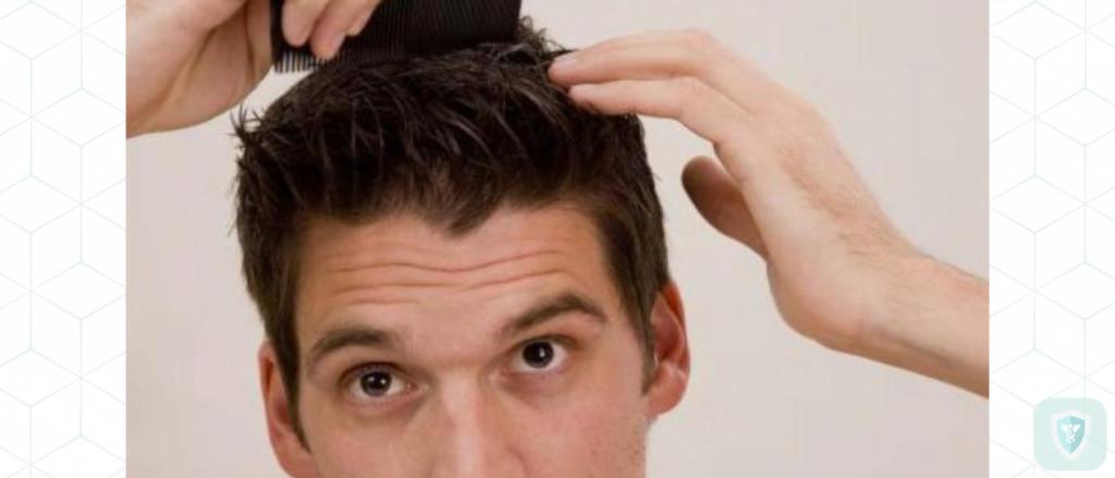 Прыщи на голове: причины, лечение, профилактика