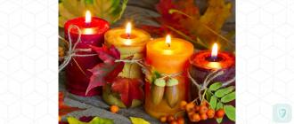 Парафиновые свечи – безопасны ли они для здоровья?