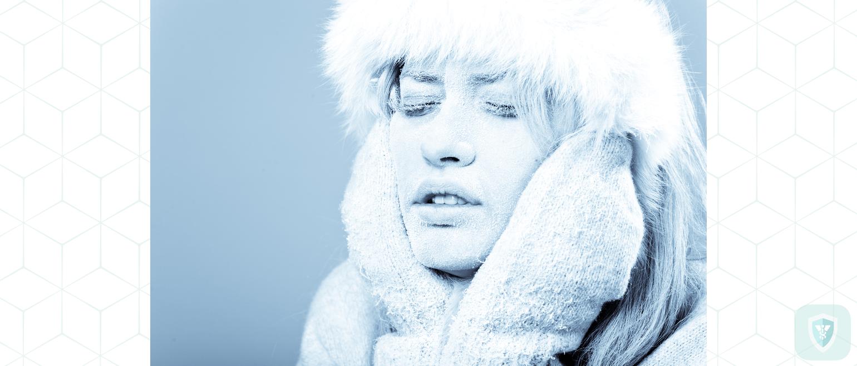 Что такое обморожение? 7 наиболее распространенных симптомов